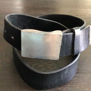 Gap Vintage Leather Belt.